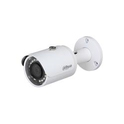 Dahua DH-HAC-HFW1000SP-0360B-S3 3.6мм (белый) - Камера видеонаблюденияКамеры видеонаблюдения<br>1Мп уличная HDCVI видеокамера с ИK подсветкой, 25 к/с при разрешении 720P, переключаемый выход HD/SD, объектив 3.6мм, дальность ИК подсветки до 30м, IP67, питание DC 12В.