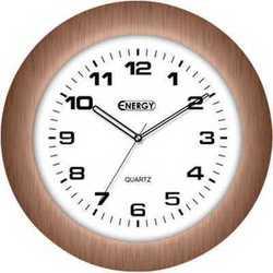 Часы настенные ENERGY ЕС-13 (круглые) - Настенные часыЧасы настенные<br>ENERGY ЕС-13 - часы настенные, кварцевые, форма: круглые, диаметр 23 см, 1хАА.