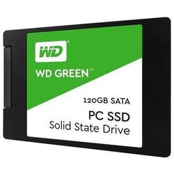 Western Digital WD GREEN PC SSD 120 GB (WDS120G2G0A)
