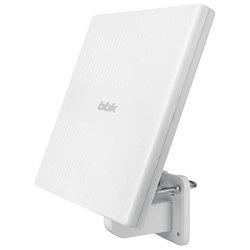 Антенна телевизионная BBK DA34 (белый) - ТВ антенна, усилитель ТВ сигнала, антенна для дачи