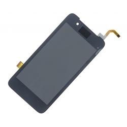 Дисплей для HTC Desire 210 с тачскрином (М7744444) (черный) - Дисплей, экран для мобильного телефонаДисплеи и экраны для мобильных телефонов<br>Полный заводской комплект замены дисплея для HTC Desire 210. Стекло, тачскрин, экран для HTC Desire 210 в сборе. Если вы разбили стекло - вам нужен именно этот комплект, который поставляется со всеми шлейфами, разъемами, чипами в сборе.