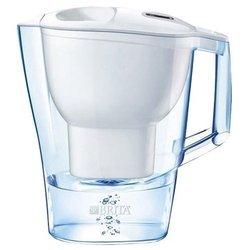Brita Aluna Cool - Фильтр, умягчительФильтры и умягчители для воды<br>Brita Aluna Cool - фильтр, кувшин, объем 1.4 л, число ступеней очистки - 4, механическая фильтрация, очистка от свободного хлора