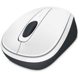 Microsoft Wireless Mobile 3500 GMF-00040 Black-White USB (GMF-00294) (белый-черный) - Мышь