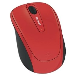 Microsoft Wireless Mobile Mouse 3500 Limited Edition Flame Red USB (красный) - Мышь