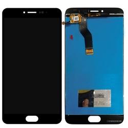 Дисплей для Meizu M3 Note L681h с тачскрином Qualitative Org (sirius) (черный)  - Дисплей, экран для мобильного телефонаДисплеи и экраны для мобильных телефонов<br>Полный заводской комплект замены дисплея для Meizu M3 Note L681h. Стекло, тачскрин, экран для Meizu M3 Note L681h в сборе. Если вы разбили стекло - вам нужен именно этот комплект, который поставляется со всеми шлейфами, разъемами, чипами в сборе.