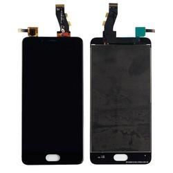 Дисплей для Meizu U10 с тачскрином Qualitative Org (LP) (черный)  - Дисплей, экран для мобильного телефонаДисплеи и экраны для мобильных телефонов<br>Полный заводской комплект замены дисплея для Meizu U10. Стекло, тачскрин, экран для Meizu U10 в сборе. Если вы разбили стекло - вам нужен именно этот комплект, который поставляется со всеми шлейфами, разъемами, чипами в сборе.