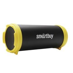 SmartBuy TUBER MKII SBS-4200 (черный, желтый) - Колонка для телефона и планшетаПортативная акустика<br>Колонка Smartbuy Tuber MkII поддерживает соединение по Bluetooth каналу, имеет радио FM и MP3-плеер.