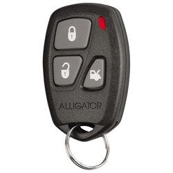 Alligator A-3s - СигнализацияСигнализации<br>Alligator A-3S это современная односторонняя охранная система которая относятся к категории доступных бюджетных систем, но при этом обладает всем необходимым арсеналом стандартных и программируемых охранных функций для создания надёжной системы защиты автомобиля.