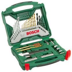 Набор оснастки Bosch X-Line 50 2607019327 (50 шт.) - Набор инструментов