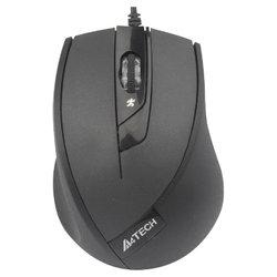 A4Tech N-600X-1 Black USB (черный) - Мышь