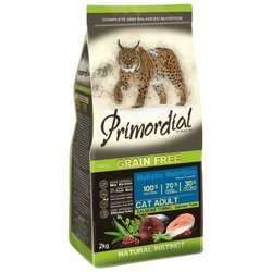 Primordial (2 кг) Grain Free Cat Adult Salmon Tuna