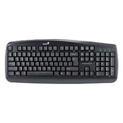Genius KB-110 PS/2 (черный) - Клавиатура