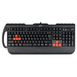 A4Tech X7-G700 Black PS/2 (черный) - Клавиатура