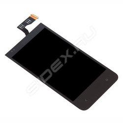 Дисплей для HTC Desire 500 с тачскрином Qualitative Org (LP2) (черный) - Дисплей, экран для мобильного телефонаДисплеи и экраны для мобильных телефонов<br>Полный заводской комплект замены дисплея для HTC Desire 500. Стекло, тачскрин, экран для HTC Desire 500 в сборе. Если вы разбили стекло - вам нужен именно этот комплект, который поставляется со всеми шлейфами, разъемами, чипами в сборе.