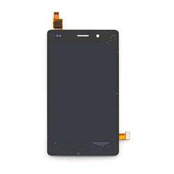 Дисплей для Huawei P8 Lite с тачскрином Qualitative Org (sirius) (черный) - Дисплей, экран для мобильного телефона  - купить со скидкой