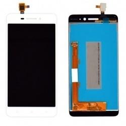 Дисплей для Lenovo S60 с тачскрином в сборе Qualitative Org (LP) (белый)  - Дисплей, экран для мобильного телефонаДисплеи и экраны для мобильных телефонов<br>Полный заводской комплект замены дисплея для Lenovo S60. Стекло, тачскрин, экран для Lenovo S60 в сборе. Если вы разбили стекло - вам нужен именно этот комплект, который поставляется со всеми шлейфами, разъемами, чипами в сборе.