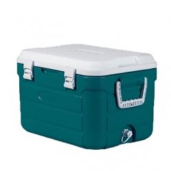 Изотермический контейнер Арктика 2000-30 (аквамарин) - Термос, термокружкаТермосы и термокружки<br>Надежный изотермический контейнер Арктика, изготовленный из высококачественного пластика, предназначен для хранения продуктов и напитков. Корпус изделия гладкий, ударопрочный.
