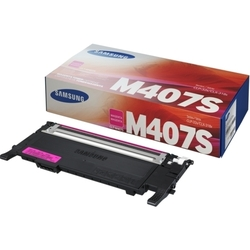 Картридж для Samsung CLP-320, 320N, 325, CLX-3185, 3185N, 3185FN (Samsung by HP CLT-M407S) (пурпурный) - Картридж для принтера, МФУКартриджи<br>Совместим с моделями: Samsung CLP-320, 320N, 325, CLX-3185, 3185N, 3185FN.