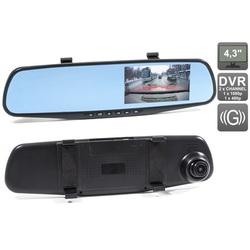"""AVIS AVS0450DVR - Автомобильный видеорегистраторВидеорегистраторы<br>Двухканальный видеорегистратор (1080P - 480P) в зеркале заднего вида с монитором 4,3"""". Установка на штатное зеркало. Возможность использовать вторую камеру для парковки."""