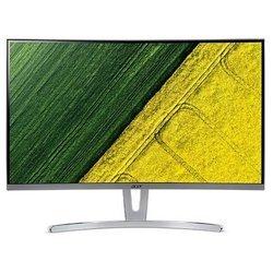 Acer ED273Awidpx (белый) - МониторМониторы<br>ЖК (TFT *VA) 27quot;, широкоформатный, 1920x1080, LED-подсветка, 250 кд/м2, 4 мс, 178°/178°, DVI, HDMI, DisplayPort.