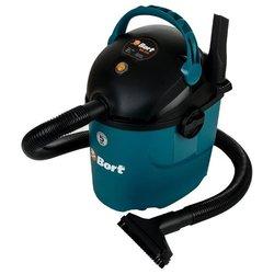 Bort BSS-1010 - ПылесосПрофессиональные пылесосы<br>Bort BSS-1010 - обычный, уборка: сухая и влажная, мощность 1000 Вт, мощность всасывания 220 Вт, вес 3 кг