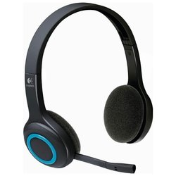 Logitech Wireless Headset H600 - Компьютерная гарнитураКомпьютерные гарнитуры<br>Logitech Wireless Headset H600 - беспроводная  компьютерная гарнитура,  с накладными наушниками , крепление при помощи оголовья, встроенный регулятор громкости, микрофон с шумоподавлением, подключение через USB, максимальная частота воспроизведения
