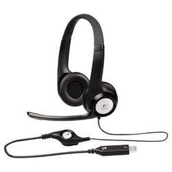 Logitech Stereo Headset H390 - Компьютерная гарнитура