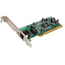 D-link DGE-530T - Сетевая картаСетевые карты и адаптеры<br>D-link DGE-530T - сетевая карта, интерфейс PCI 2.2, 32 бит, скорость 10/100/1000 Мбит/с, 1 разъем RJ-45, автоматическое определение MDI/MDIX, работает под ОС Win98 SE, Windows 2000, ME, XP, NT 4.0,