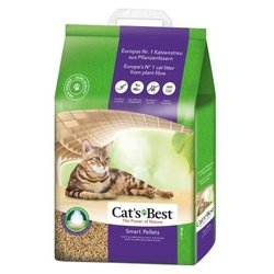 Cat's Best Smart Pellets (3 кг / 5 л)