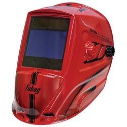 Маска Fubag Ultima 5-13 Visor Red - Маска, очки для сваркиМаски и очки<br>Маска Fubag Ultima 5-13 Visor Red - тип: маска, тип светофильтра: хамелеон, тип затемнения хамелеона: с ручной регулировкой, степень затемнения в просветленном состоянии: 4 DIN, скорость срабатывания светофильтра без регулировки: 0.04 мс, количество датчиков дуги: 4, регулировка светочувствительности срабатывания фильтра плавная, оптический класс 1/1/1/2; регулировка степени затемнения плавная, 5 DIN - 13 DIN; регулировка времени осветления фильтра, 0.15-0.80 с; дополнительные функции: режим шлифовки; конструктивные особенности: установка защитного стекла; защитные свойства: защита от брызг расплавленного металла, ударопрочный материал, защита от Уф/ИК лучей