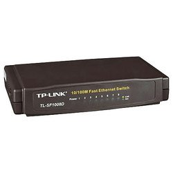 TP-LINK TL-SF1008D - Маршрутизатор