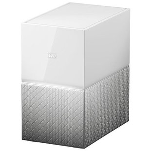 Сетевой накопитель (NAS) Western Digital My Cloud Home Duo 16 TB (WDBMUT0160JWT-EESN)