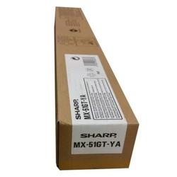 Картридж для Sharp MX 4112N,MX 4140N,MX 5112N,MX 5140N (MX51GTYA) (желтый) - Картридж для принтера, МФУ