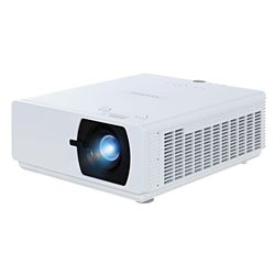 Viewsonic LS800WU - Мультимедиа проекторМультимедиа-проекторы<br>Viewsonic LS800WU - инсталляционный проектор, 1хDLP, Laser, WUXGA, 1920x1080, F: 1.20-1.90:1, 5500лм, 100000:1, 3xHDMI, LAN, HDBaseT, 2x5Вт динамики, 3D Ready, laser diode 30000ч, 11 кг.