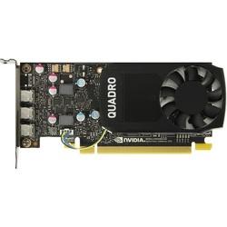 HP Nvidia Quadro P400 1070Mhz PCI-E 2048Mb 4010Mhz 64bit miniDisplayPort HDCP RTL - ВидеокартаВидеокарты<br>PCI-E Nvidia Quadro P400, 2048 Мб видеопамяти GDDR5, частота ядра/памяти: 1070/4010 МГц, разъемы 3х miniDisplayPort.