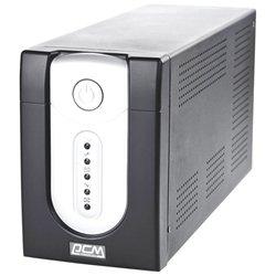 Powercom Imperial IMP-1025AP - Источник бесперебойного питания, ИБПИсточники бесперебойного питания<br>Powercom Imperial IMP-1025AP - интерактивный источник бесперебойного питания, 1-фазное входное напряжение, выходная мощность 1025 ВА 615 Вт, 4 мин работы при полной нагрузке, выходных разъемов: 6 (с питанием от батарей - 4), интерфейсы: USB, время зарядки 6 ч