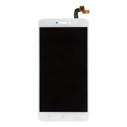 Дисплей для Xiaomi Redmi Note 4X с тачскрином (0L-00036069) (белый, без рамки) - Дисплей, экран для мобильного телефонаДисплеи и экраны для мобильных телефонов<br>Полный заводской комплект замены дисплея для Xiaomi Redmi Note 4X. Стекло, тачскрин, экран для Xiaomi Redmi Note 4X в сборе. Если вы разбили стекло - вам нужен именно этот комплект, который поставляется со всеми шлейфами, разъемами, чипами в сборе.