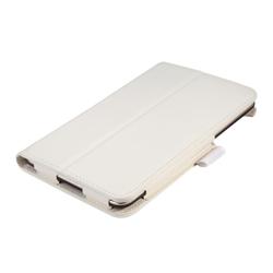 Чехол-книжка для Lenovo TAB 3 Essential 710i, 710F (IT BAGGAGE ITLN710-0) (белый) - Чехол для планшетаЧехлы для планшетов<br>Защитит планшет от пыли, грязи и других негативных воздействий.