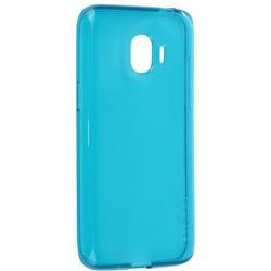 Чехол-накладка для Samsung Galaxy J2 2018 (Araree GP-J250KDCPAIC) (голубой) - Чехол для телефонаЧехлы для мобильных телефонов<br>Чехол плотно облегает корпус телефона и гарантирует его надежную защиту от царапин и потертостей.