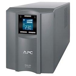 APC by Schneider Electric Smart-UPS SMC1000I-RS - Источник бесперебойного питания, ИБП Жиздра вставка для компьютера