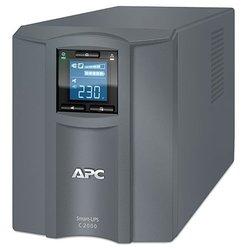 APC by Schneider Electric Smart-UPS SMC2000I-RS - Источник бесперебойного питания, ИБПИсточники бесперебойного питания<br>APC by Schneider Electric Smart-UPS SMC2000I-RS - интерактивный, 2000 ВА 1300 Вт, количество выходных разъемов:  7 (7 с питанием от батареи), время работы: 4.9 мин, USB, Ethernet 10/100