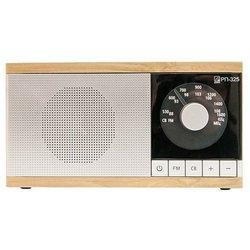 БЗРП РП-325 - РадиоприемникРадиоприемники<br>БЗРП РП-325 - стационарный, элементы питания: 4xC, питание от сети, прием: FM, УКВ, СВ