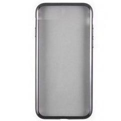 Чехол-накладка для Samsung Galaxy A8 Plus 2018 A730 (iBox Blaze YT000014043) (черная рамка) - Чехол для телефона  - купить со скидкой