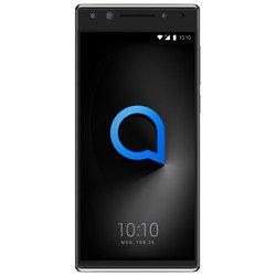 Alcatel 5 5086D (черный) ::: - Мобильный телефонМобильные телефоны<br>GSM, LTE, смартфон, Android 7.0, вес 144 г, ШхВхТ 71.1x152.35x8.45 мм, экран 5.7quot;, 1440x720, FM-радио, Bluetooth, Wi-Fi, GPS, ГЛОНАСС, фотокамера 12 МП, память 32 Гб, аккумулятор 3000 мАч.