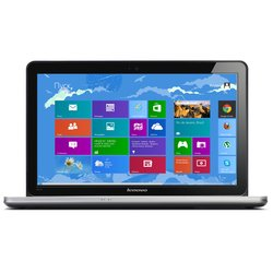 "Lenovo IdeaPad U510 59-360049 (Core i5 3337U 1800 Mhz, 15.6"", 1366x768, 4096Mb, 1000Gb, DVD-RW, NVIDIA GeForce GT 625M, Wi-Fi, Bluetooth, Win 8 64) Grey"