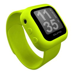 qumo sportswatch 4gb (зеленый)