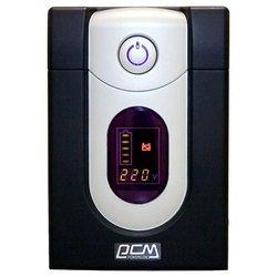 Powercom Imperial IMD-1025AP - Источник бесперебойного питания, ИБПИсточники бесперебойного питания<br>Powercom Imperial IMD-1025AP - интерактивный источник бесперебойного питания, 1-фазное входное напряжение, выходная мощность 1025 ВА 615 Вт, 4 мин работы при полной нагрузке, выходных разъемов: 6, интерфейсы: USB, время зарядки 6 ч
