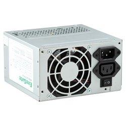 Exegate ATX-CP450 450W - Блок питанияБлоки питания<br>Exegate ATX-CP450 450W - блок питания мощностью 450 Вт, система охлаждения: 1 вентилятор (80 мм), размеры (ВxШxГ) 86x150x140 мм