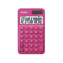 Casio SL-310UC-RD-S-EC (красный) - КалькуляторКалькуляторы<br>Калькулятор карманный, 10-разрядный, корректировка ввода числа, налог на доб. стоимость, смена знака.