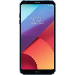 LG G6 H870DS (синий глянец) ::: - Мобильный телефон